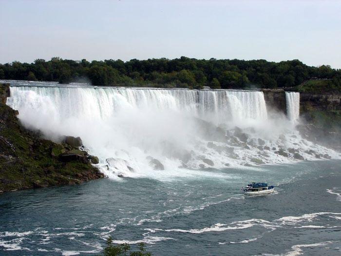 Эро рассказ ниагарский водопад 3 фотография