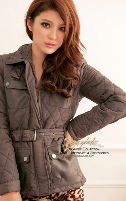 Купить стеганую куртку