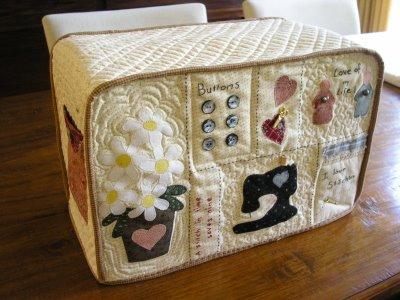 Чехол для швейной машинке своими руками