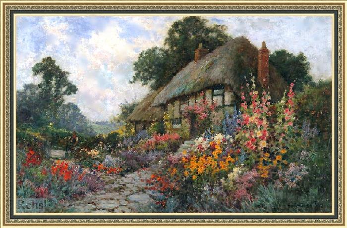 001-A Devonshire Garden3 (700x461, 328Kb)