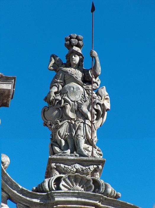 Дворец Каза-ди-Матеуш - Casa de Mateus 30600