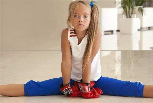 Изображение 10-ка самых красивых детей моделей / самых красивых детей мален