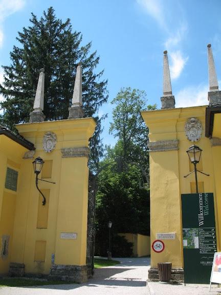 Дворец Хельбрунн - часть 1 81095