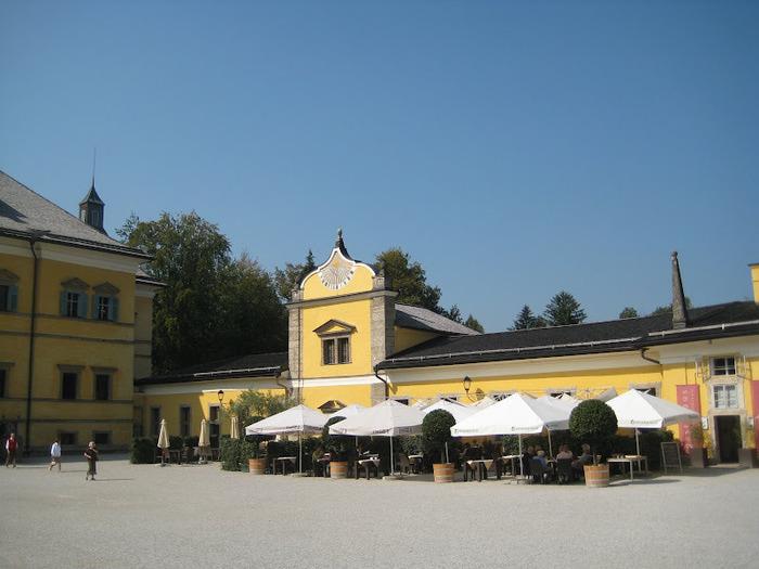 Дворец Хельбрунн - часть 1 10025