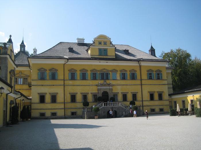 Дворец Хельбрунн - часть 1 69024