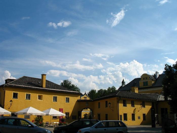 Дворец Хельбрунн - часть 1 29663