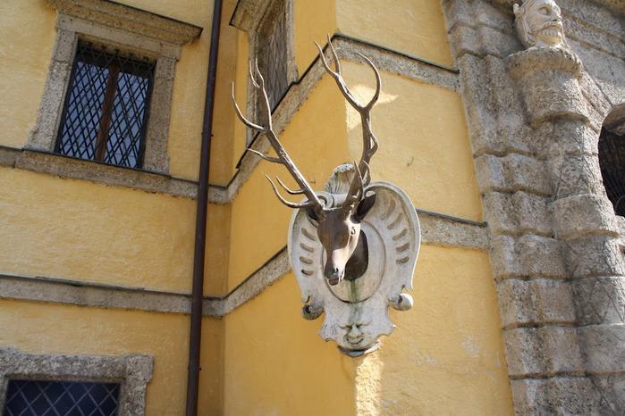 Дворец Хельбрунн - часть 1 35026