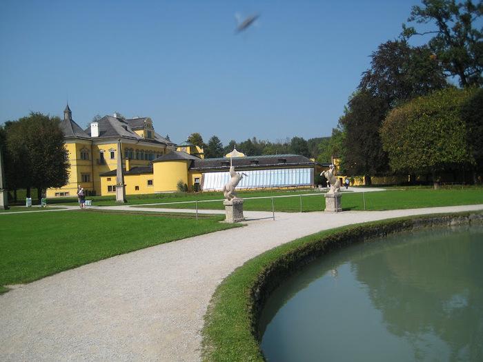 Дворец Хельбрунн - часть 1 96249
