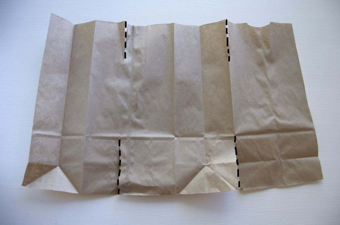 Как можно сделать мешки