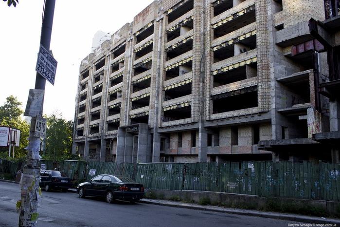 У 2013 році нібито обіцяють будівництво