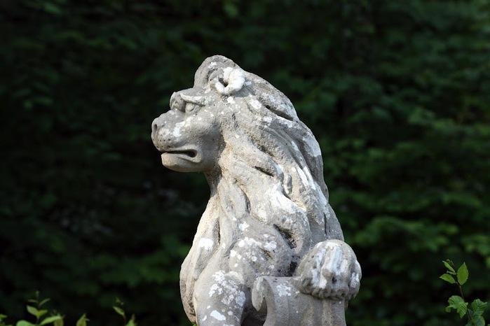 Дворец Хельбрунн - часть 1 89410