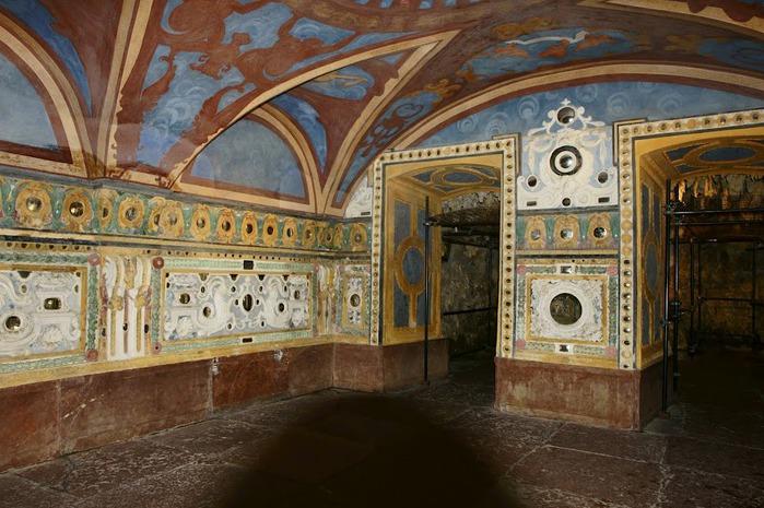 Дворец Хельбрунн - часть 1 93634