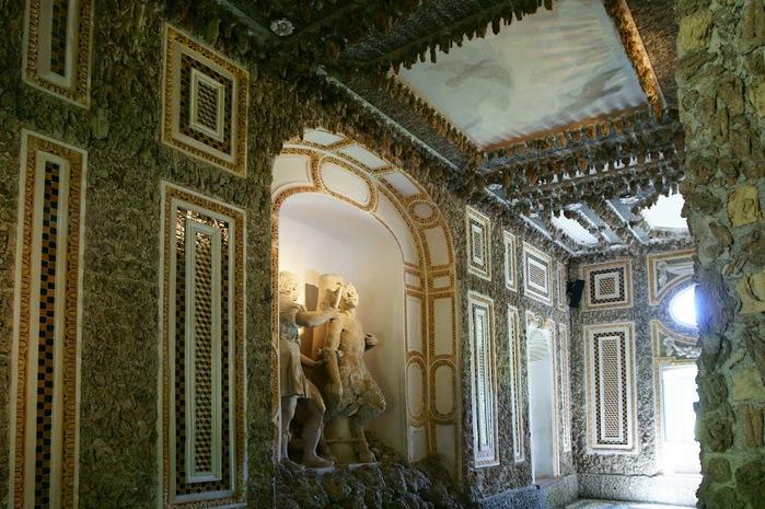 Дворец Хельбрунн - часть 1 15067
