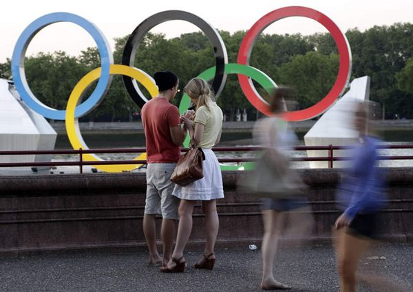 Ceкcуальные развлечения в Олимпийской деревне