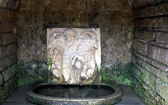 Дворец Хельбрунн - часть 1 70887