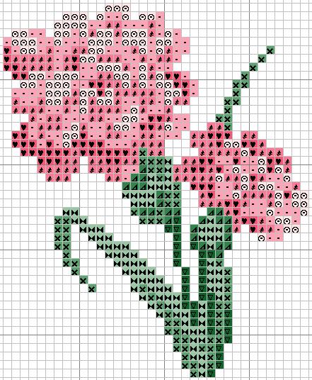flower10 (441x536, 7Kb)