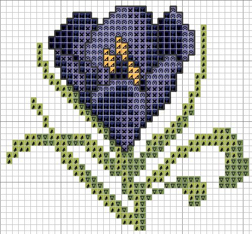 flower11 (498x463, 8Kb)