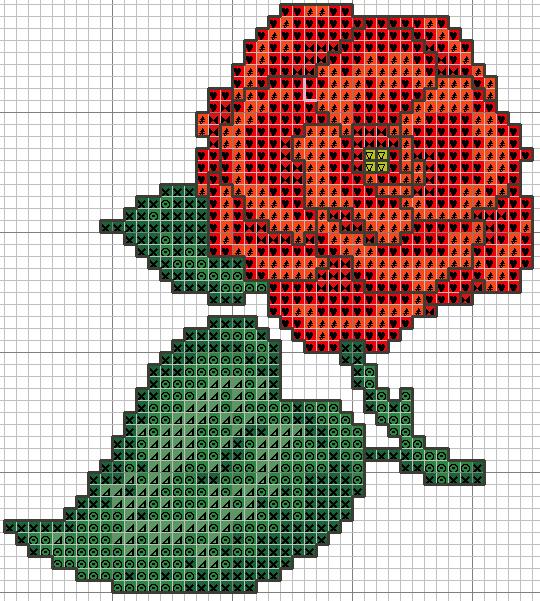 flower17 (540x601, 11Kb)