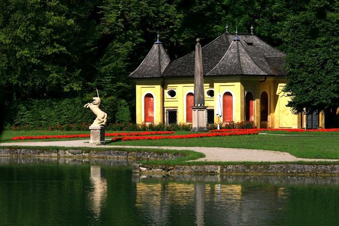 Дворец Хельбрунн - часть 2 77421