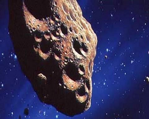 Огромный космический булыжник стремительно приближается к Земле