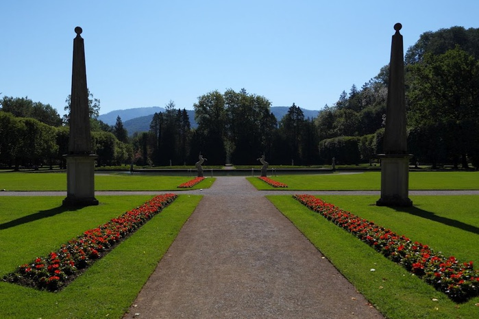 Дворец Хельбрунн - часть 2 96522