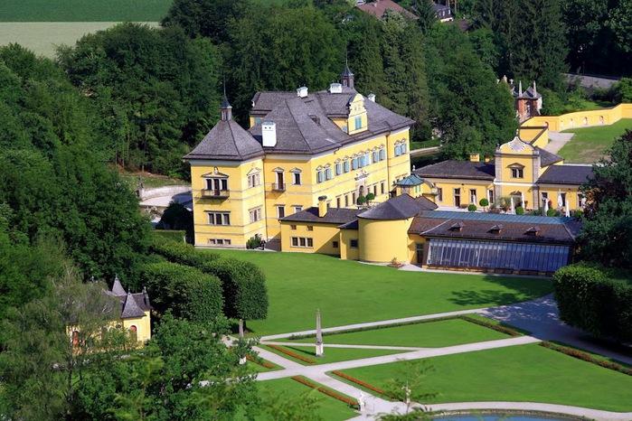 Дворец Хельбрунн - часть 2 21468