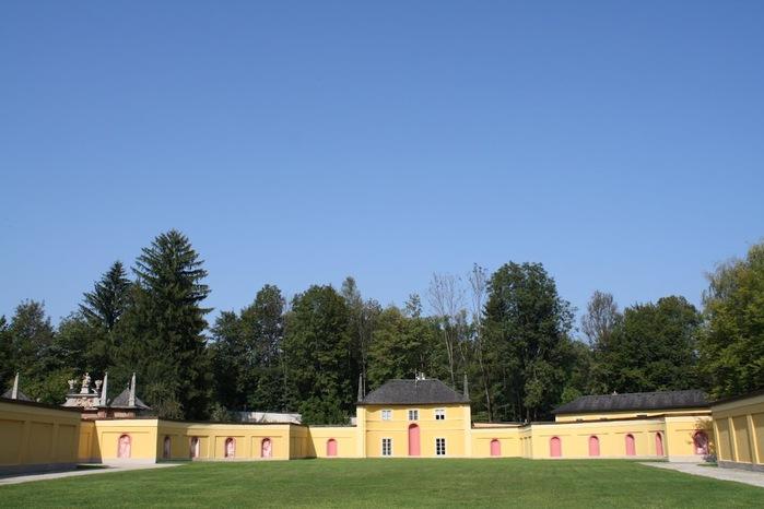 Дворец Хельбрунн - часть 2 54023