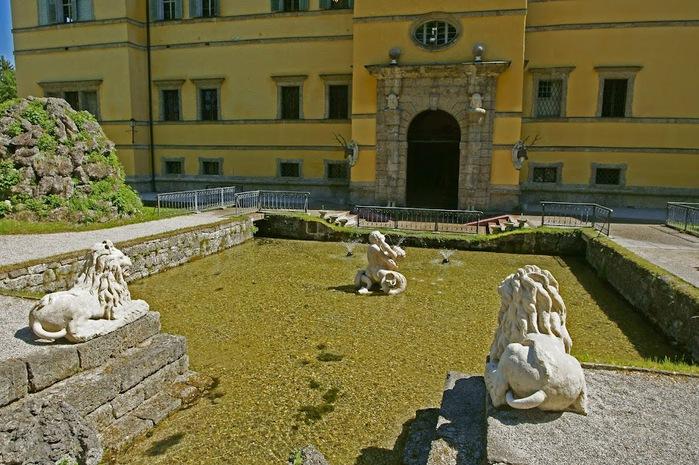 Дворец Хельбрунн - часть 2 43794