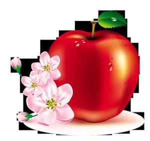 яблочко (300x281, 67Kb)
