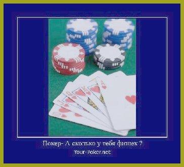 Лицо покер фейс