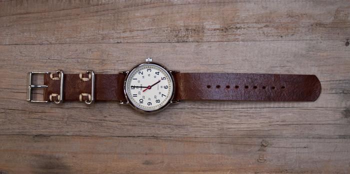 Ремешок для часов своими руками фото