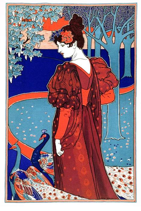 Louis John Rhead (1858-1926) (468x700, 191Kb)