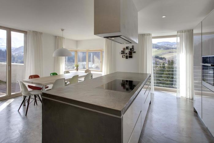 проект красивого частного дома 2 (700x466, 100Kb)
