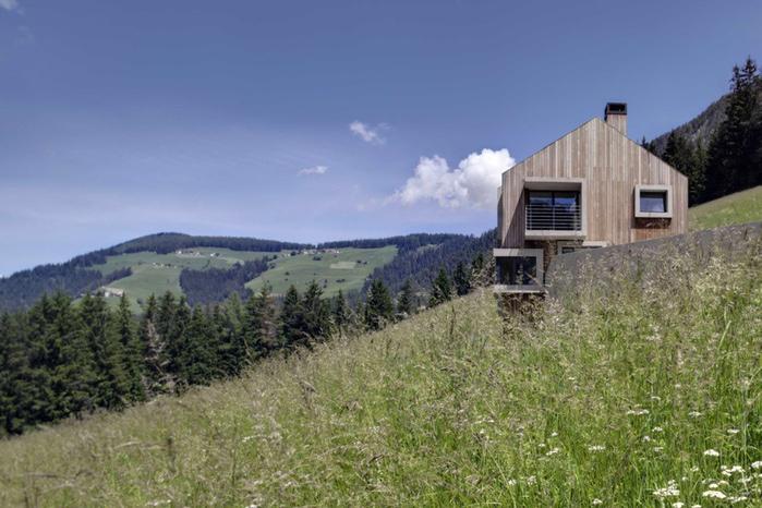 проект красивого частного дома 8 (700x466, 143Kb)