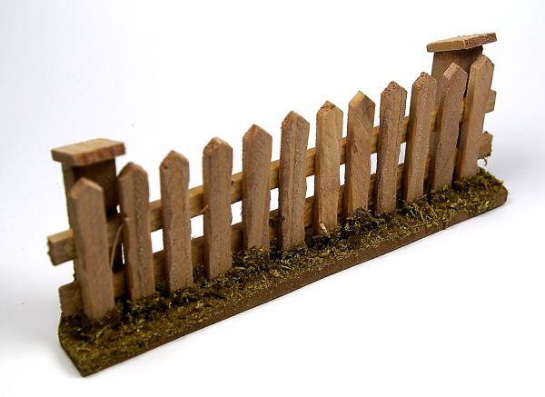 Как сделать забор маленький своими руками