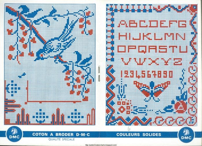 Alphabets et Motifs au Point de Croix N° 4 3 (700x507, 377Kb)