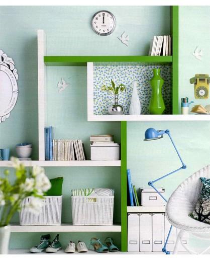 Своими руками: обновляем мебель и предметы декора - 25 красочных идей. Обсуждение на LiveInternet - Российский Сервис Онлайн-Дне