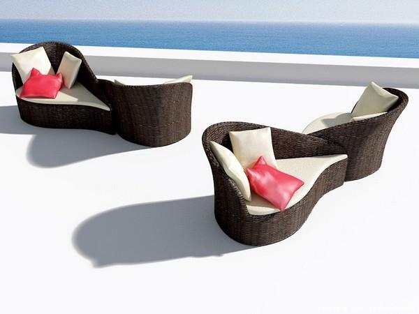 красивая мягкая мебель из ротанга фото 3 (600x450, 102Kb)