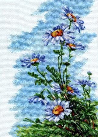 1-golubye-romashki-krestom (322x448, 184Kb)