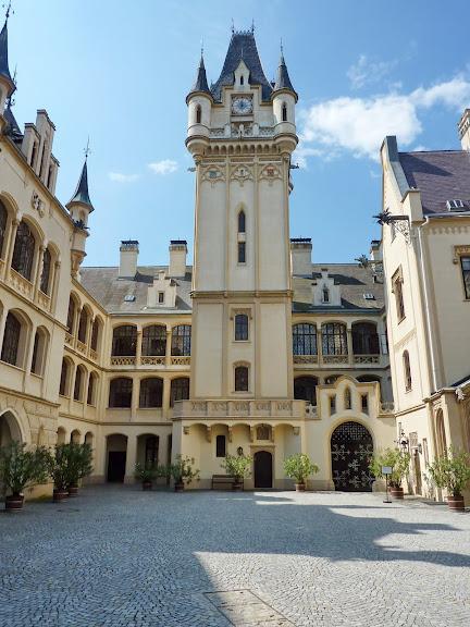 Замок Графенегг - романтичная драгоценность. 33596
