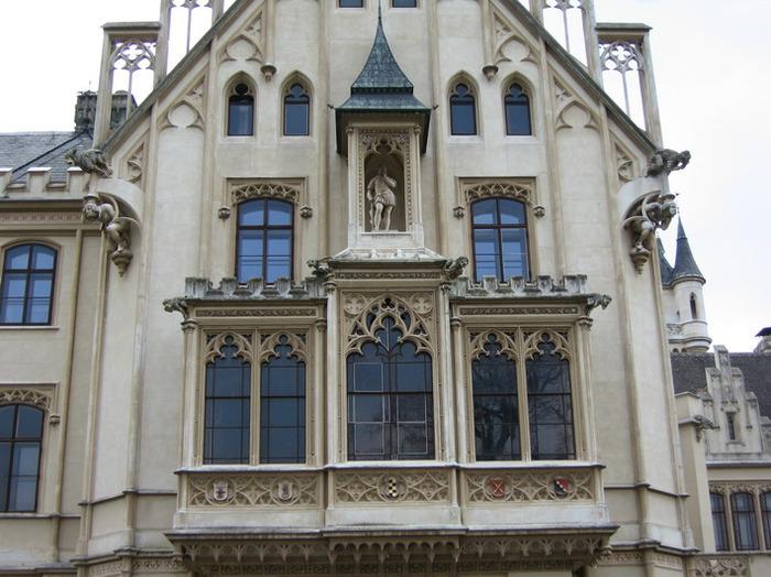 Замок Графенегг - романтичная драгоценность. 56671