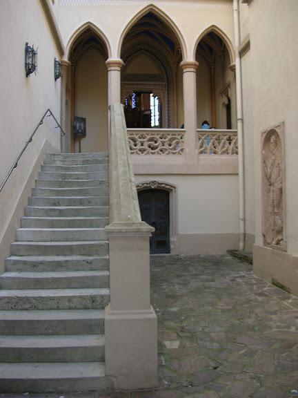 Замок Графенегг - романтичная драгоценность. 16552