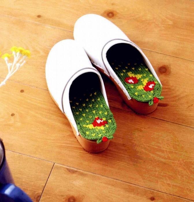 彩色鞋垫 - maomao - 我随心动