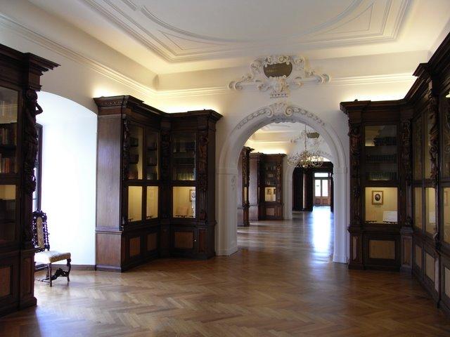 Замок Графенегг - романтичная драгоценность. 68753
