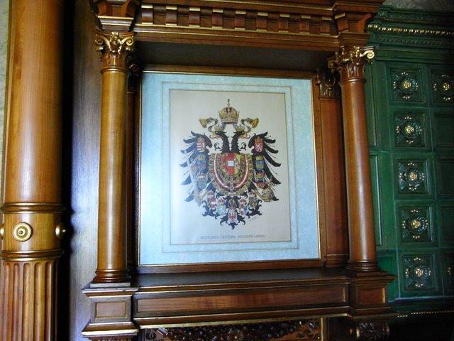 Замок Графенегг - романтичная драгоценность. 14613