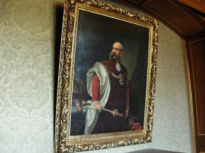 Замок Графенегг - романтичная драгоценность. 44364
