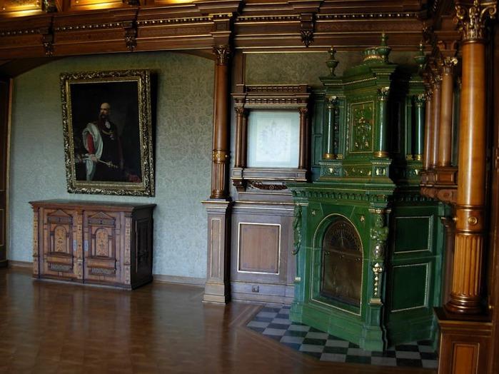 Замок Графенегг - романтичная драгоценность. 99210
