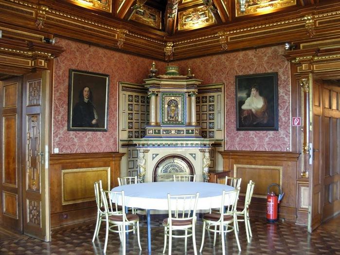 Замок Графенегг - романтичная драгоценность. 44152