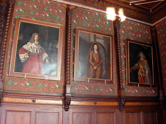 Замок Графенегг - романтичная драгоценность. 15490