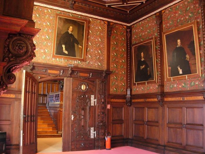 Замок Графенегг - романтичная драгоценность. 17034
